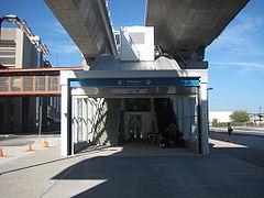 Bridgeport 站